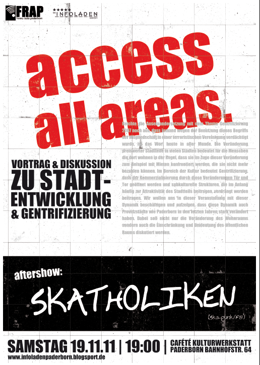 Plakat 19.11.